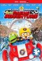 Cover for The little penguin Pororo's racing adventure