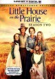 Cover for Little house on the prairie. Season two