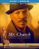 Cover for Mr. Church
