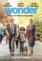 Cover for Wonder