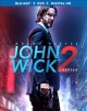 Cover for John Wick. Chapter 2