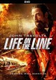 Cover for Life on the line