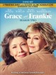 Cover for Grace and Frankie. Season two