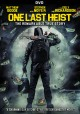 Cover for One last heist