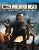 Cover for The walking dead. The complete eighth season