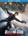 Cover for Bleeding steel