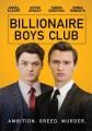 Cover for Billionaire Boys Club