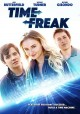 Cover for Time freak