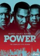 Cover for Power. The complete fifth season