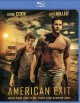 Cover for American Exit