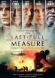 Cover for The last full measure