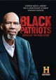 Cover for Black patriots: heroes of the revolution