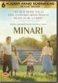Cover for Minari