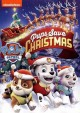 Cover for Paw patrol. Pups save Christmas.