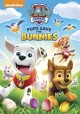 Cover for PAW patrol. Pups save the bunnies
