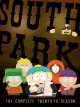 Cover for South Park Season 20
