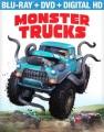 Cover for Monster trucks.