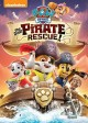 Cover for Paw Patrol - The Great Pirate Rescue