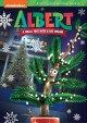 Cover for Albert: a small tree with a big dream.
