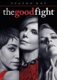 Cover for The good fight. Season one