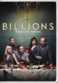 Cover for Billions. Season three.
