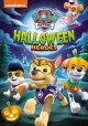 Cover for Paw patrol. Halloween heroes