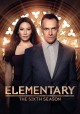 Cover for Elementary. The sixth season.