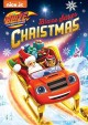 Cover for Blaze and the Monster Machines: Blaze Saves Christmas