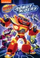 Cover for Blaze and the Monster Machines: Robot Riders