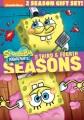 Cover for Spongebob Squarepants Seasons 3 & 4