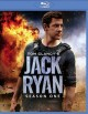 Cover for Jack Ryan. Season one.