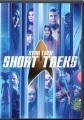 Cover for Star Trek short treks