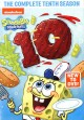 Cover for Spongebob Squarepants. The complete tenth season.