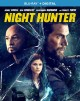 Cover for Night hunter