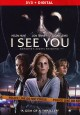 Cover for I See You