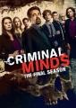 Cover for Criminal minds. Season 15.