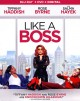 Cover for Like a boss
