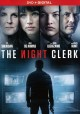 Cover for The Night Clerk