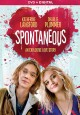 Cover for Spontaneous