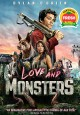Cover for Love and monsters