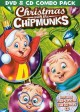 Cover for Christmas with the Chipmunks