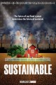 Cover for Sustainable