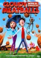 Cover for Cloudy with a chance of meatballs