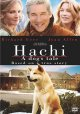 Cover for Hachi: a dog's tale