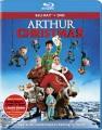 Cover for Arthur Christmas