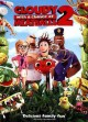 Cover for Cloudy with a chance of meatballs 2