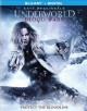 Cover for Underworld. Blood wars