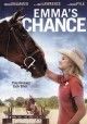 Cover for Emma's chance