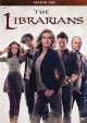 Cover for The librarians. Season one.