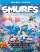 Cover for Smurfs: the lost village
